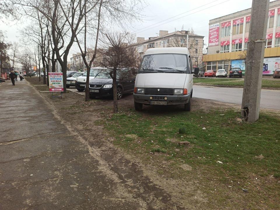 Фотофакт: парковка по северодонецки, фото-5