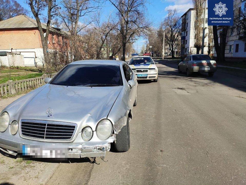 В Северодонецке разыскали водителей, совершивших ДТП , фото-3