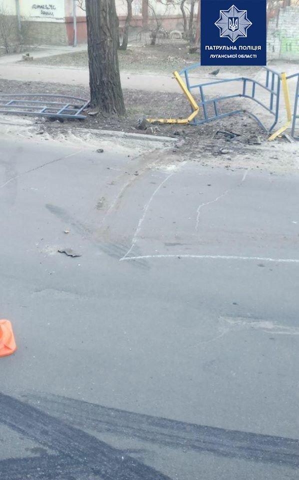 В Северодонецке разыскали водителей, совершивших ДТП , фото-2