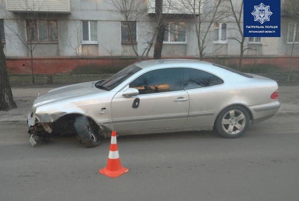 В Северодонецке разыскали водителей, совершивших ДТП , фото-1