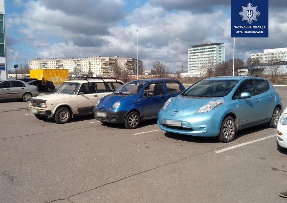 В Северодонецке разыскали водителей, совершивших ДТП , фото-5