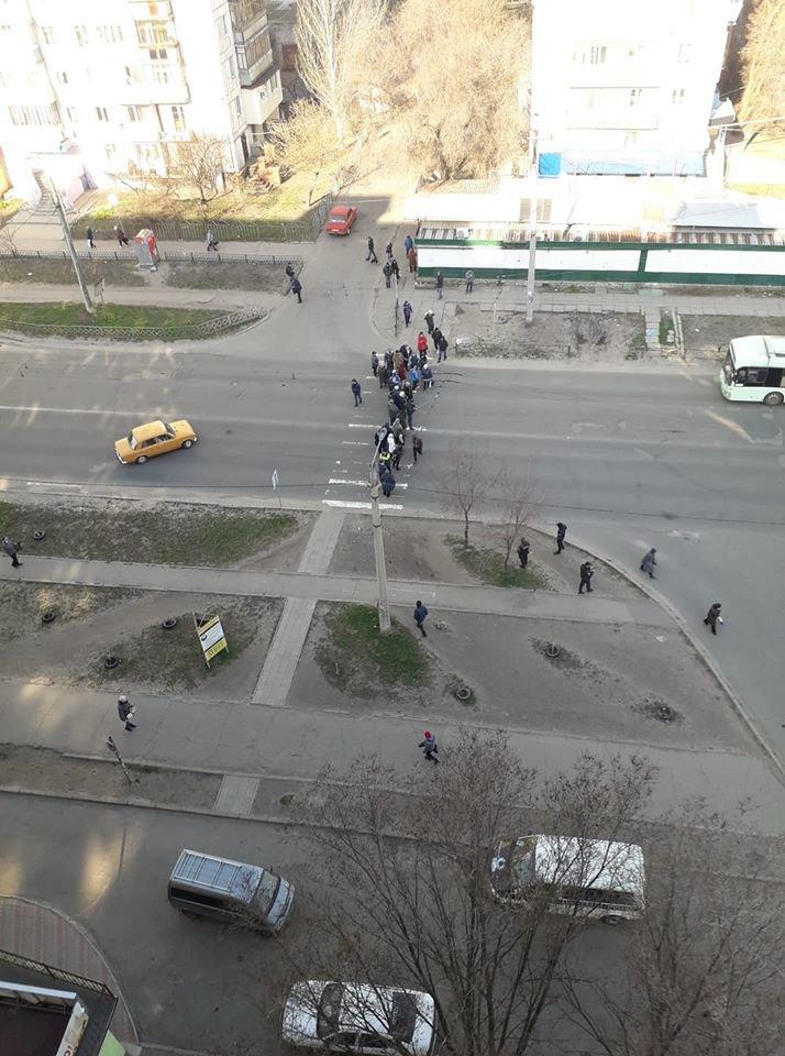 В Северодонецке прошли акции протеста против закрытия рынков, фото-3