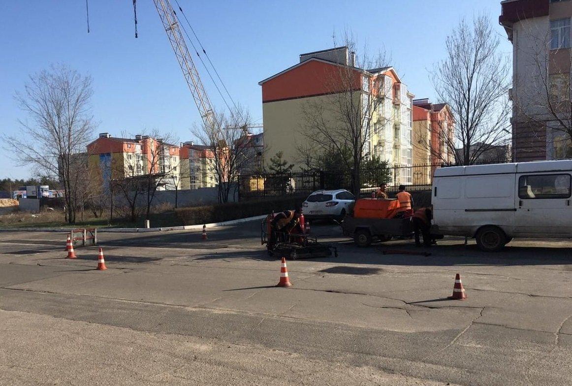В Северодонецке начался ремонт дорог, фото-1