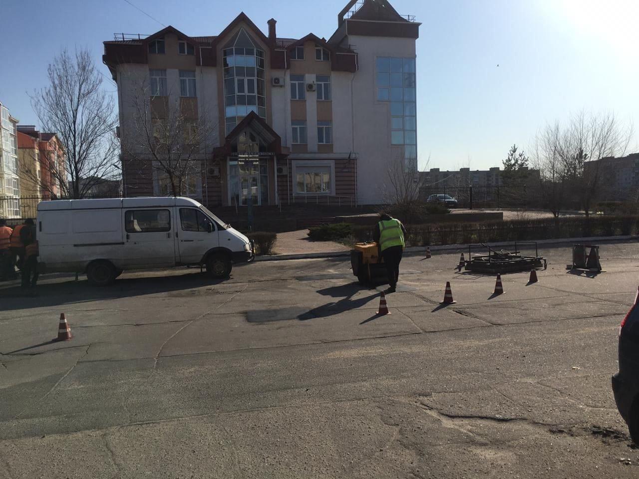 В Северодонецке начался ремонт дорог, фото-2