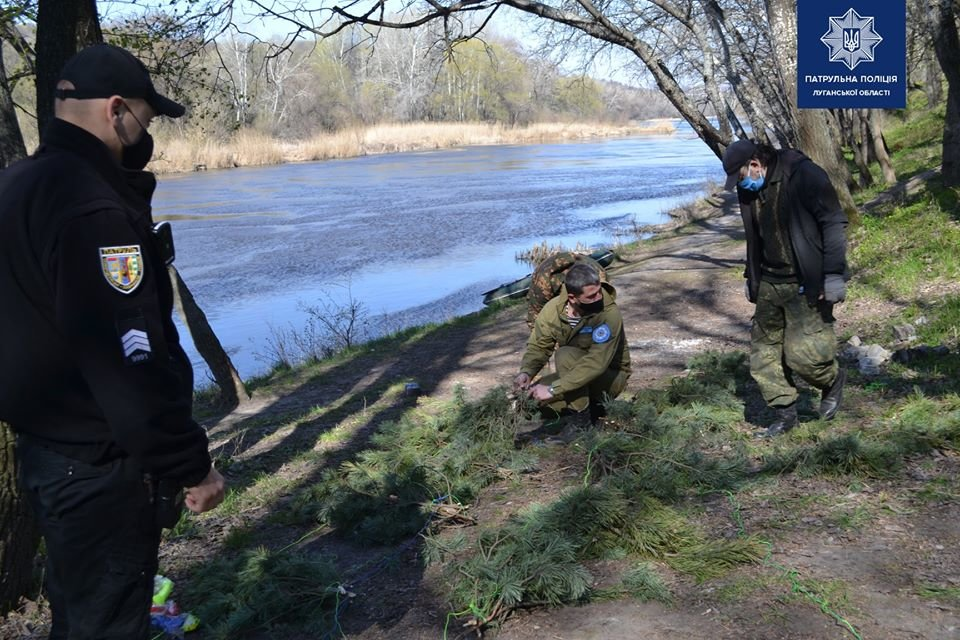 В Луганской области заботятся о сохранении популяции рыбы , фото-1