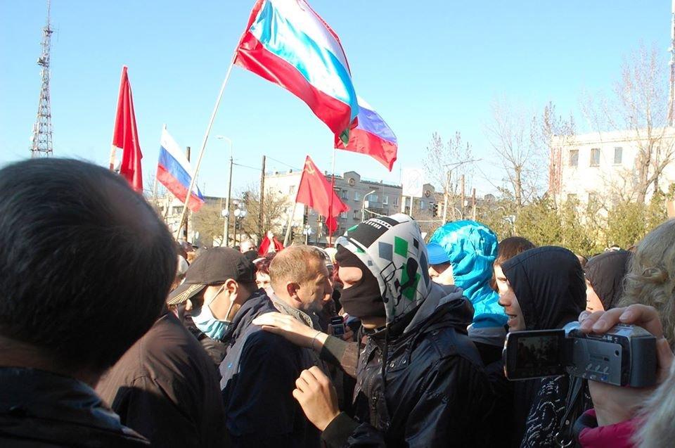14 апреля - День начала АТО на Донбассе , фото-11