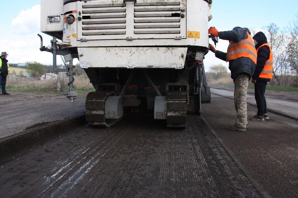 «Большое строительство» теперь на пути от Новоайдара в Северодонецк (фото), фото-1