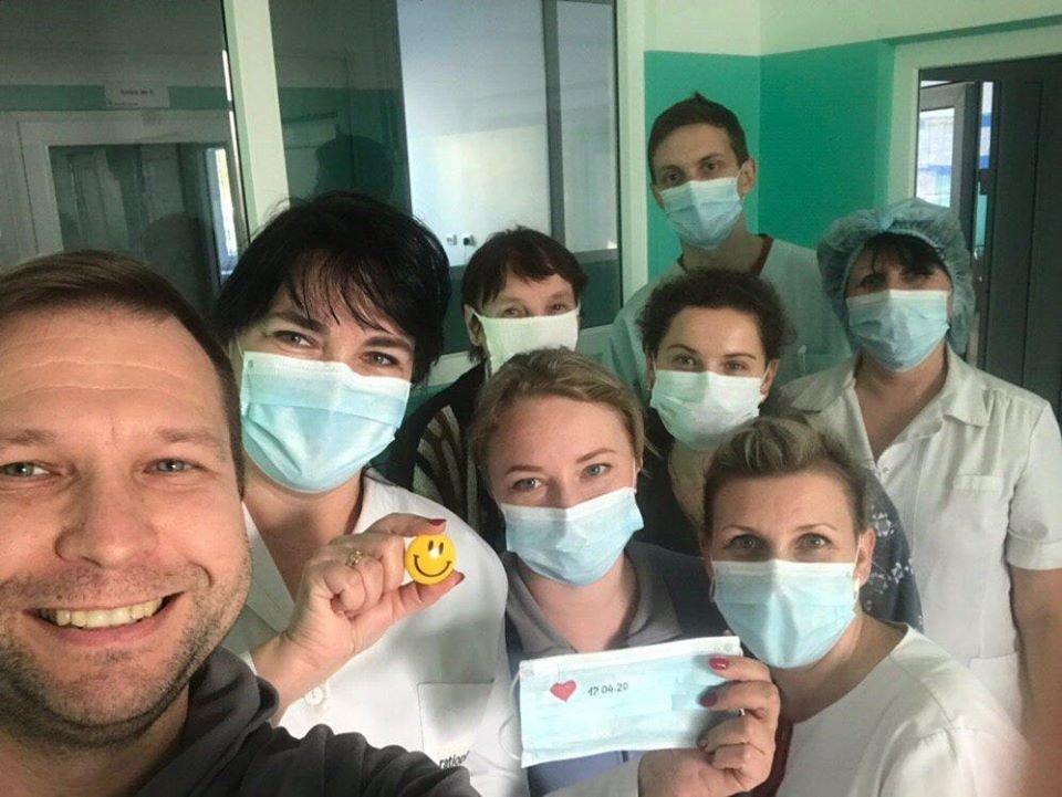 В Луганской области от коронавируса вылечились 3 человека, фото-1