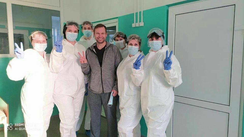 На Луганщине от коронавируса выздоровел первый пациент, фото-1