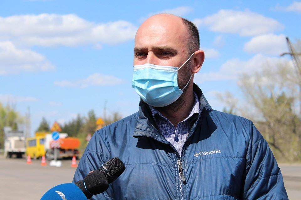 На Луганщине начался ремонт дороги Северодонецк - Станица Луганская, фото-2