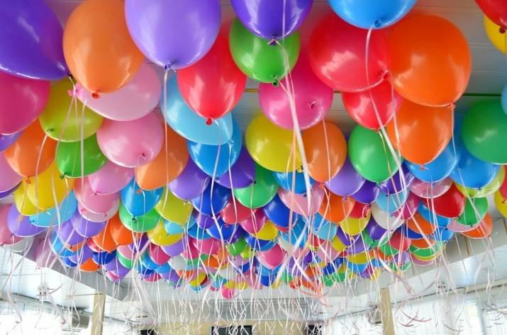 Воздушные шары - что выбрать для вечеринки?, фото-1