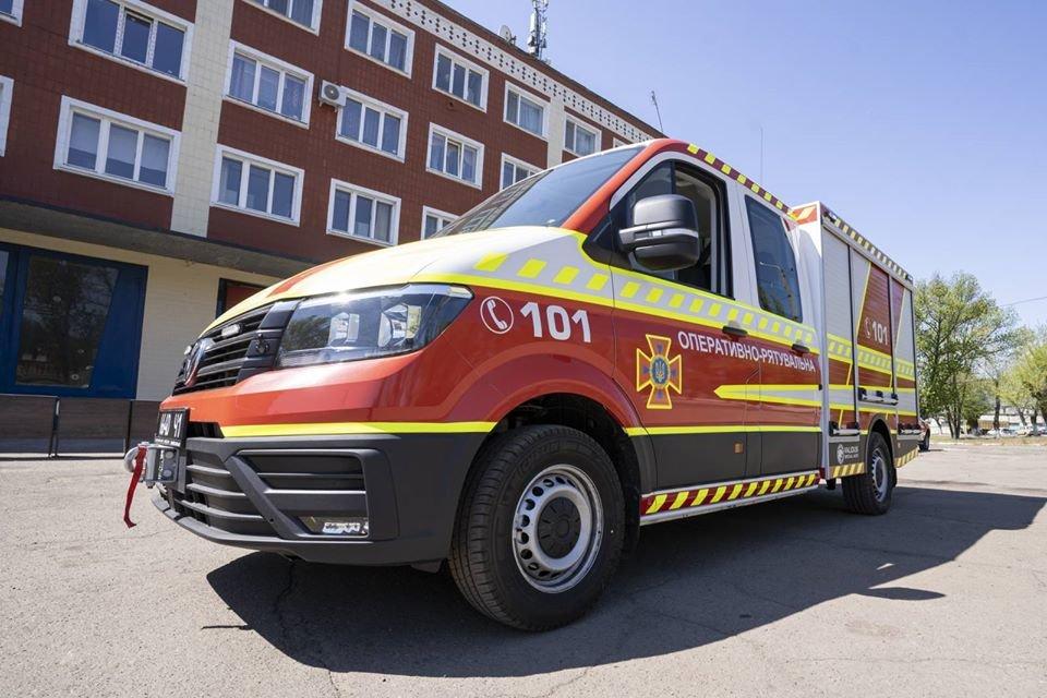 У спасателей Луганщины появился спецавтомобиль, фото-2