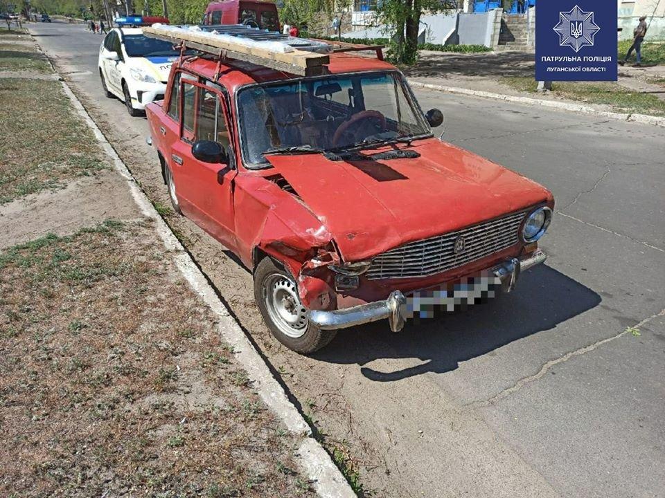В Северодонецке в результате двух ДТП пострадали люди, фото-4