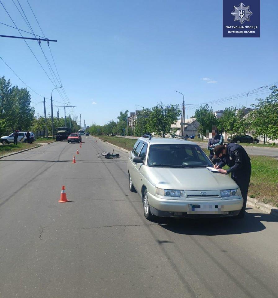 В Северодонецке в результате двух ДТП пострадали люди, фото-1
