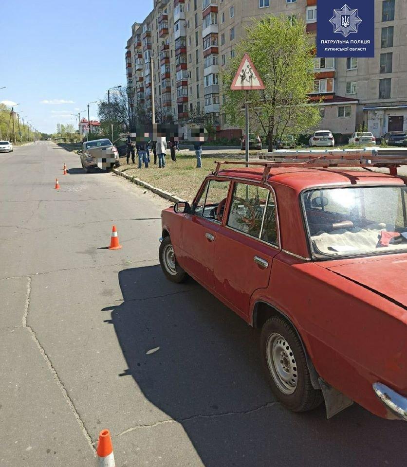 В Северодонецке в результате двух ДТП пострадали люди, фото-2