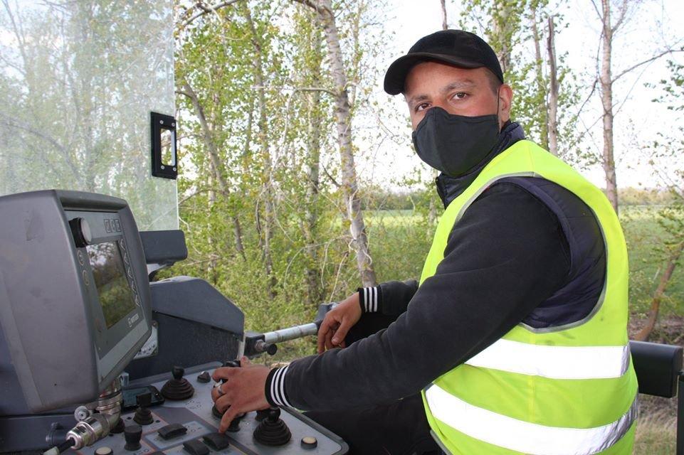 Автодорогу Станица Луганская - Северодонецк ремонтируют без выходных, фото-2