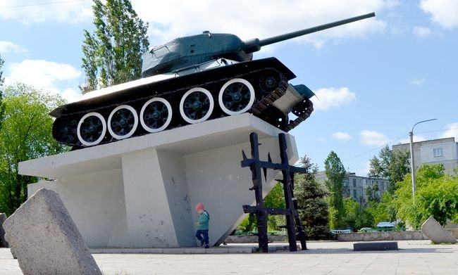 Северодонецк во Второй мировой войне, фото-8