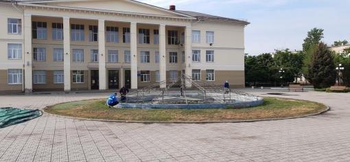 В конце мая в Северодонецке заработает светомузыкальный фонтан, фото-1