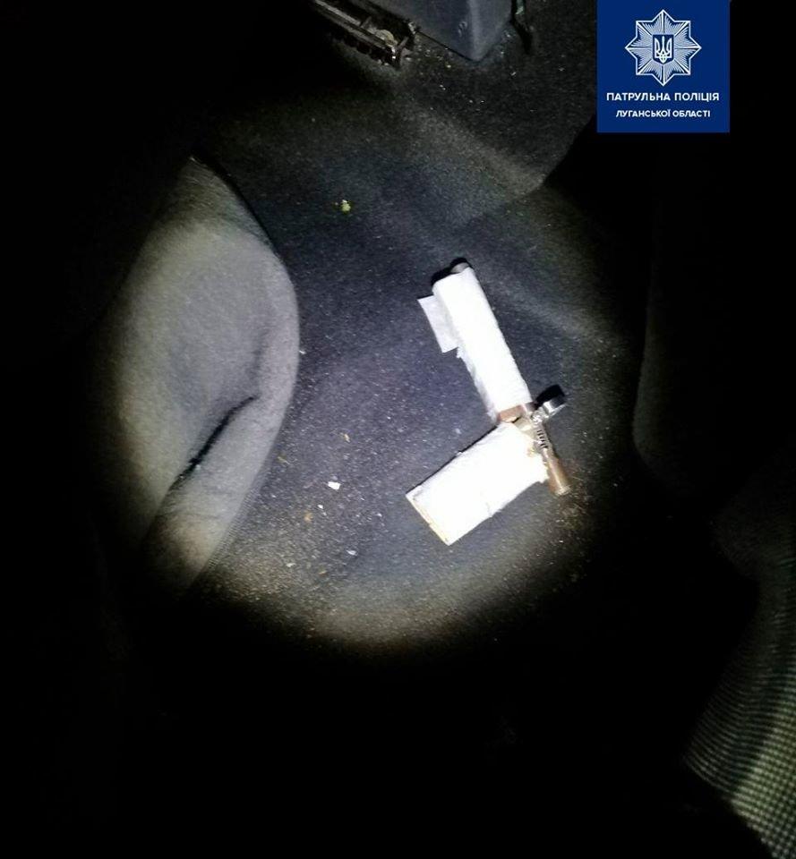 В Северодонецке задержали водителя, который перевозил самодельное оружие, фото-2