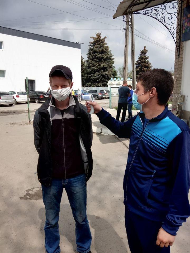 В Луганской области заработал еще один  рынок - в Кременной, фото-3