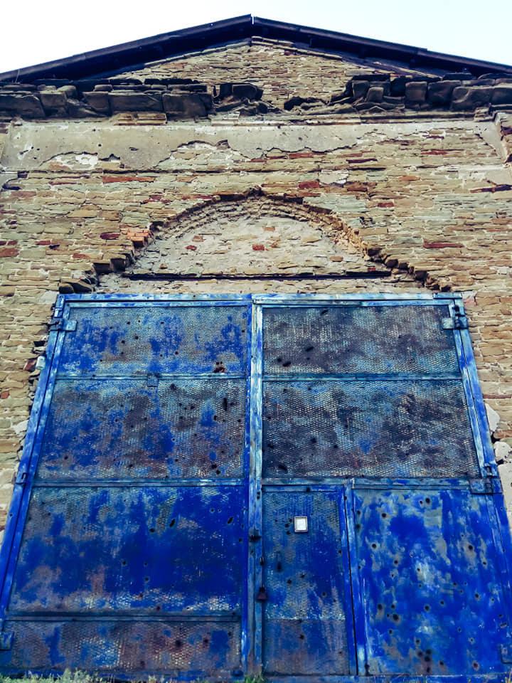 Храм на Луганщине выдержал обстрелы и превратился в культурное наследие, фото-4