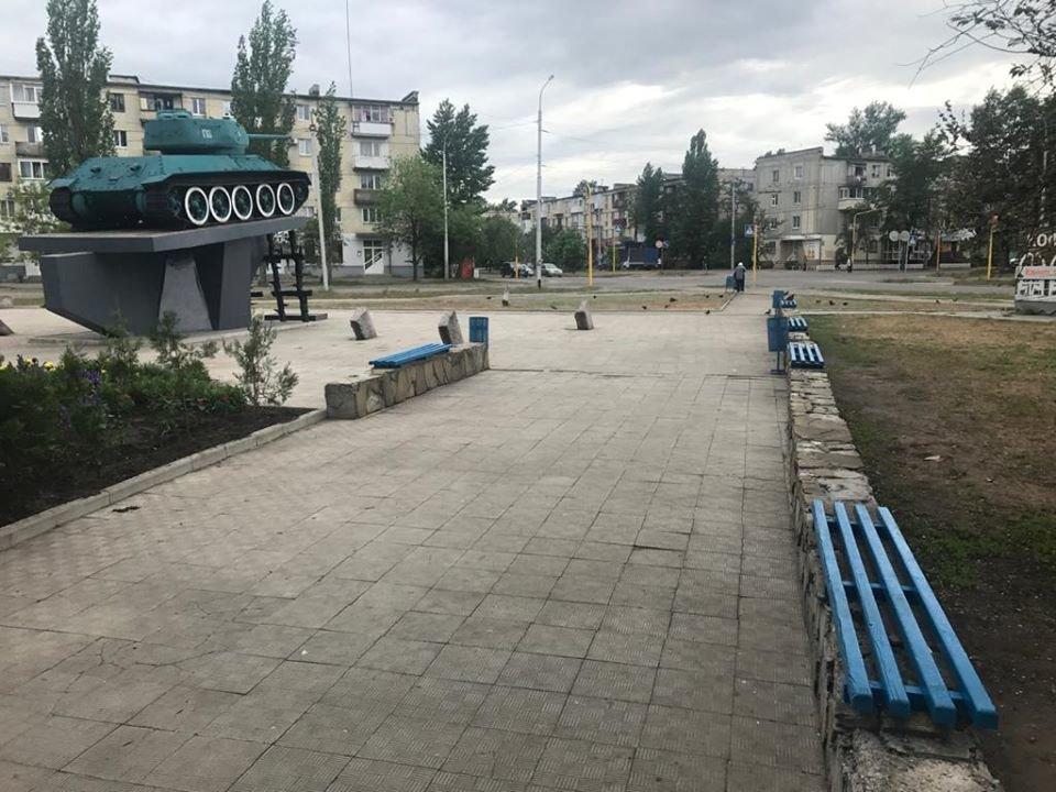 Северодонецк готов к Дню Победы ( фото), фото-16