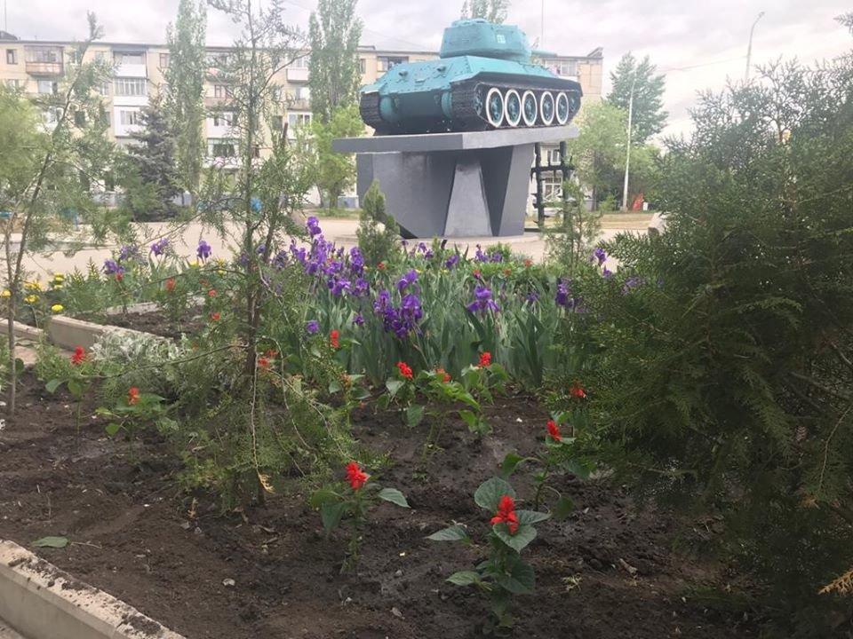 Северодонецк готов к Дню Победы ( фото), фото-17