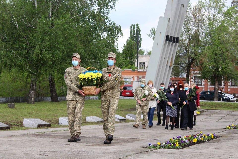 В Северодонецке почтили память жертв Второй мировой войны, фото-1