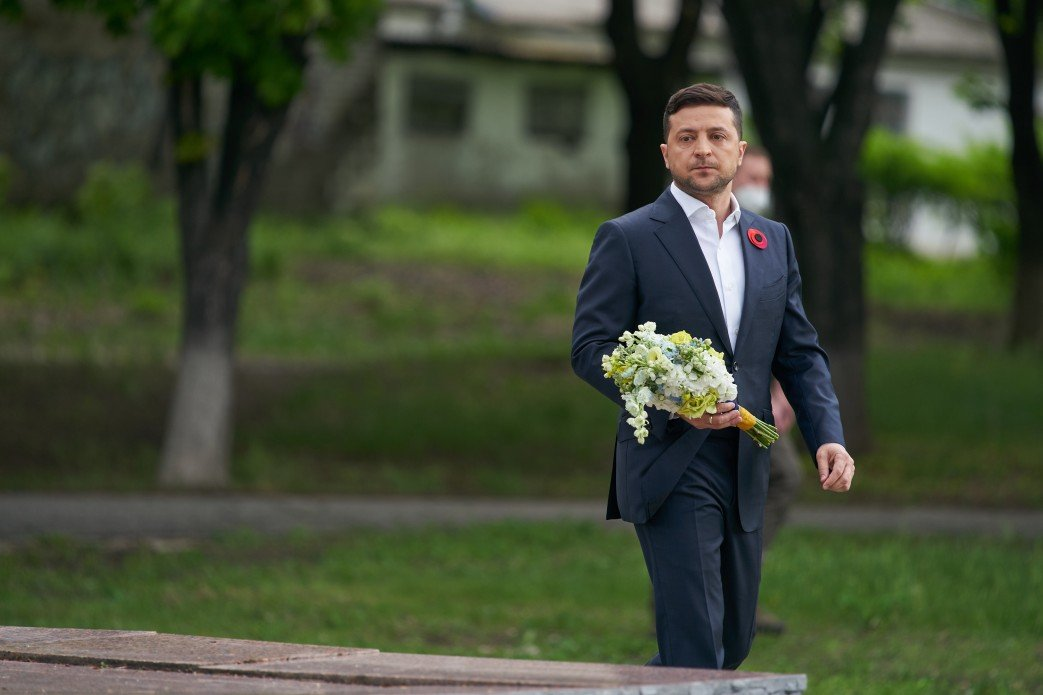 Зеленский приехал на Луганщину, фото-1
