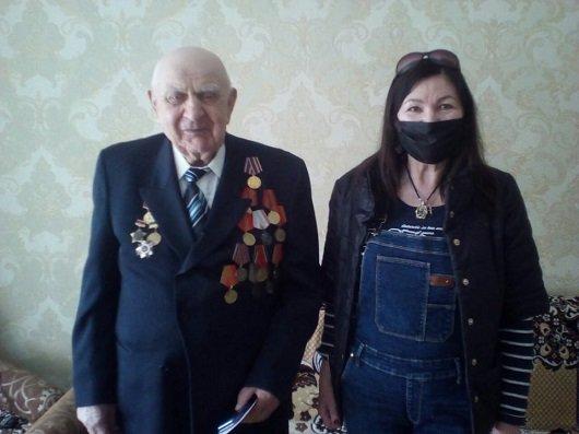 В Северодонецке 130 ветеранов получили подарки, фото-3