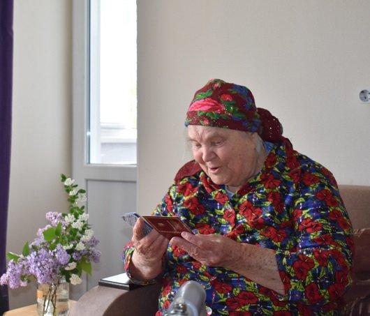 В Северодонецке 130 ветеранов получили подарки, фото-8