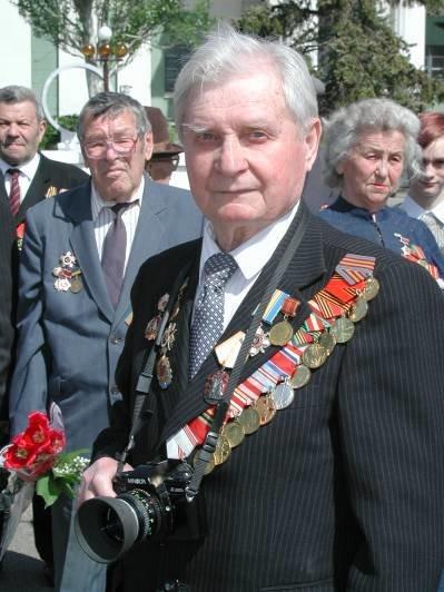 Иван Шурша - герой войны и первый мастер цветного фото в Северодонецке, фото-4