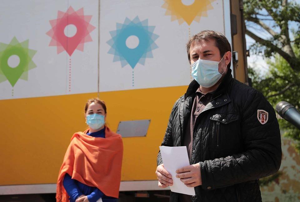Медики Луганской области получили гуманитарный груз, фото-1
