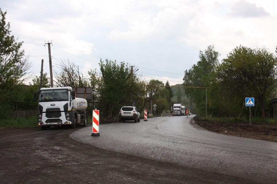 В Луганской области отремонтируют еще одну дорогу, фото-2