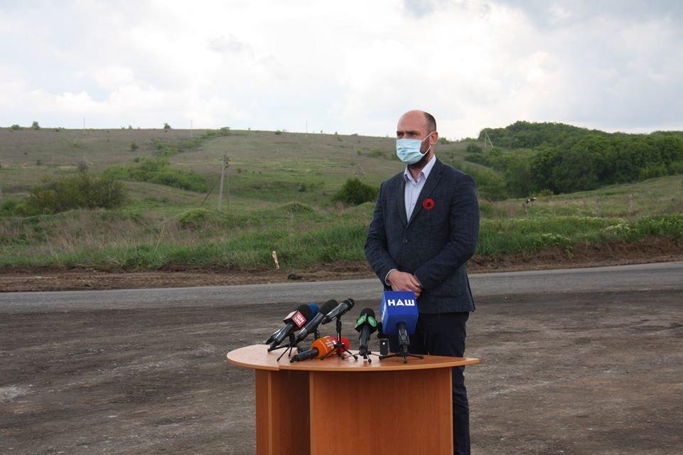 В Луганской области отремонтируют еще одну дорогу, фото-1