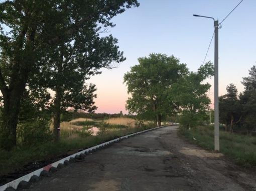 В Луганской области обустраивают места для летнего отдыха, фото-1