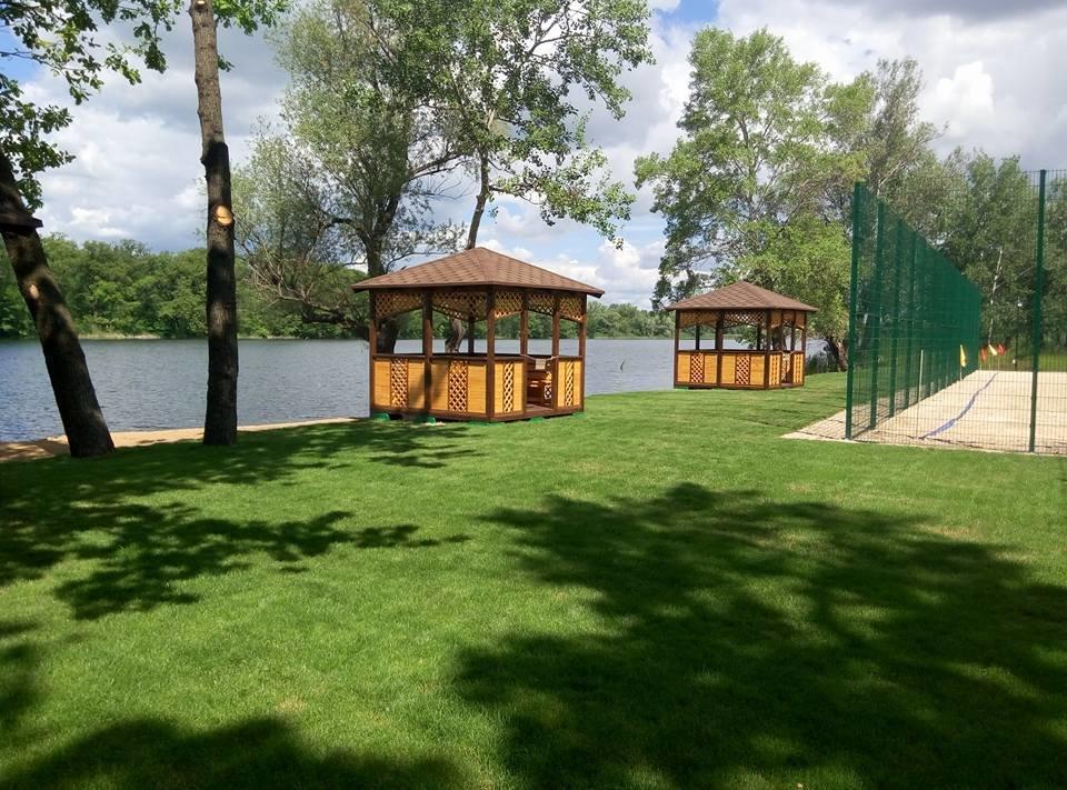 В Луганской области обустраивают места для летнего отдыха, фото-2