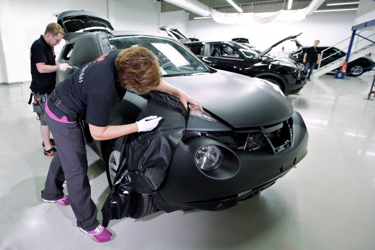 Автомобильная плёнка - какую выбрать?, фото-1