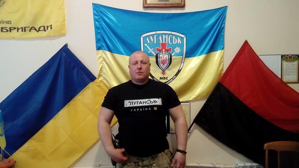 В Луганской области погиб комбат Сергей Губанов, фото-2