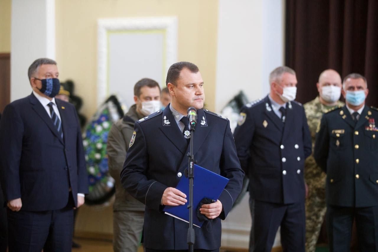 В Северодонецке прощаются с погибшим комбатом Сергеем Губановым, фото-5