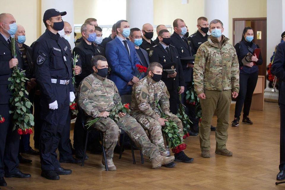 В Северодонецке прощаются с погибшим комбатом Сергеем Губановым, фото-6