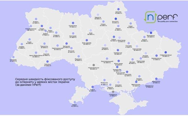 Северодонецк на втором месте по скорости  доступа к интернету в Украине, фото-1
