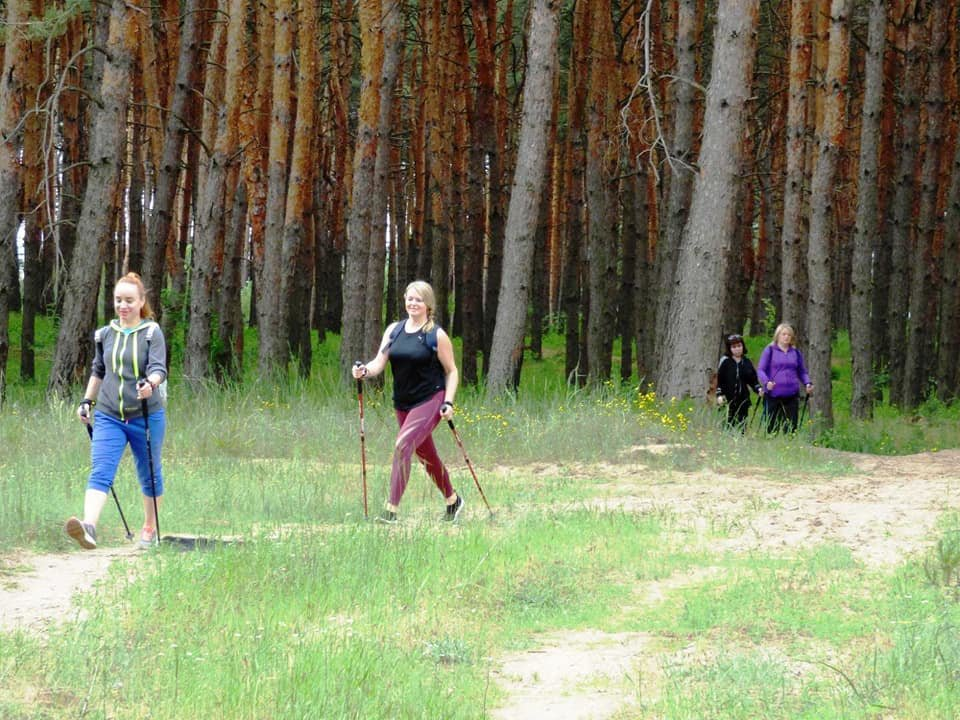 Спорт для всех: в Северодонецке фитнес-тренировки проходят на свежем воздухе, фото-4
