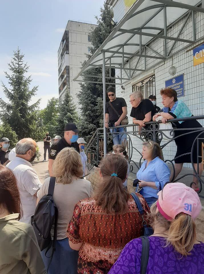 В Северодонецке прошла акция против насилия в семье, фото-1