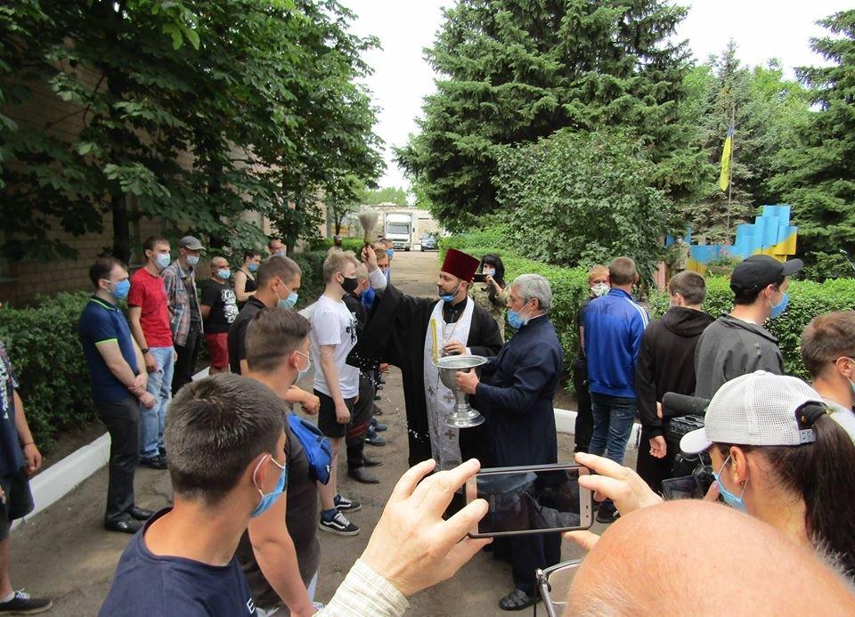 Призывники Северодонецка пополнили ряды ВСУ, фото-2