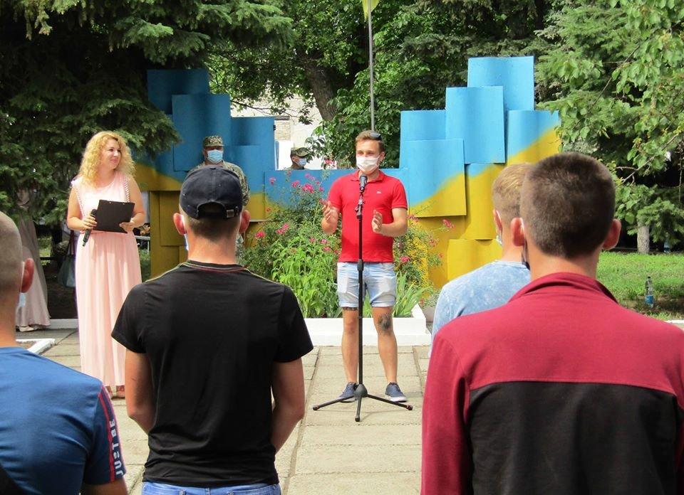Призывники Северодонецка пополнили ряды ВСУ, фото-3