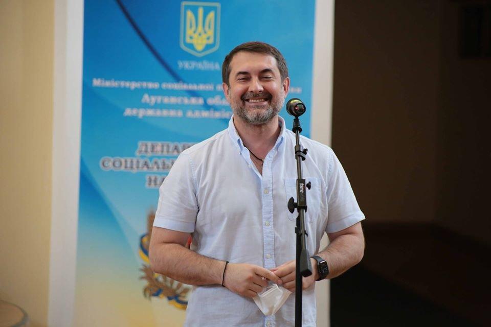 В Северодонецке открыли фотовыставку к Дню отца, фото-3