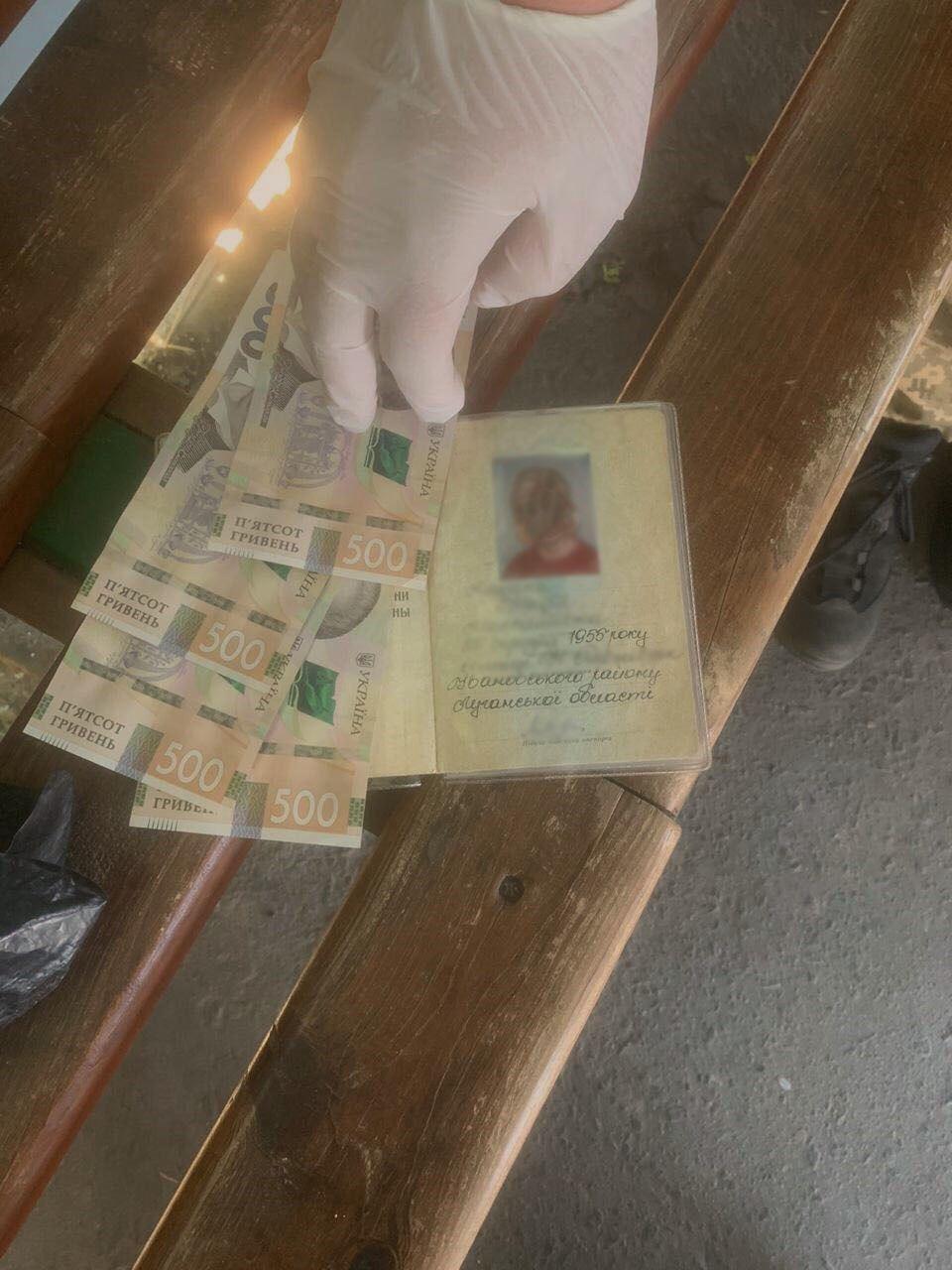 На КПВВ Станица Луганская выявили нарушителей карантина, фото-1