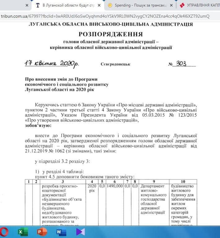 На Луганщине команда депутатов провела расследование растрат бюджетных средств, фото-3