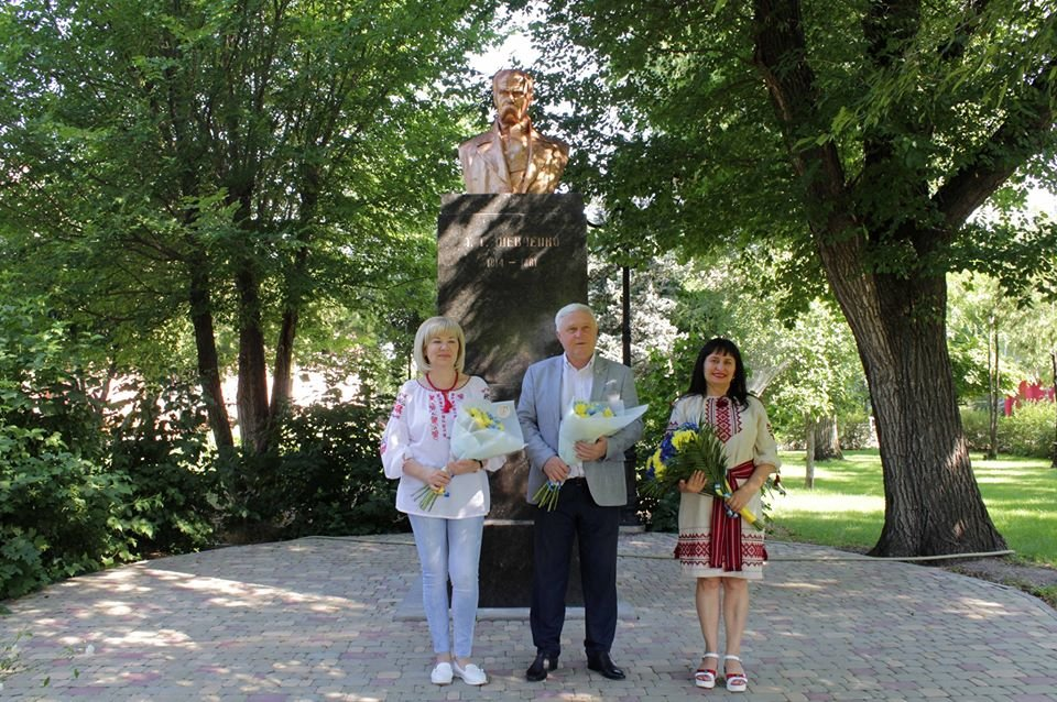 В Северодонецке отметили 24-ю годовщину Конституции Украины, фото-2